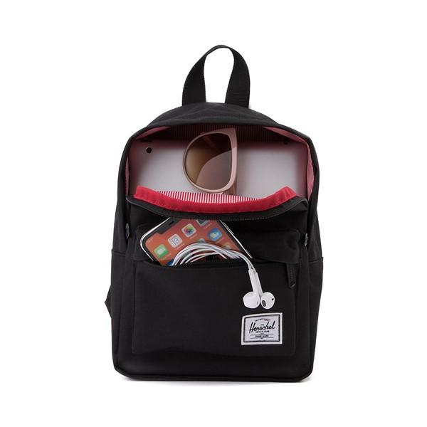 alternate image alternate view Herschel Supply Co. Classic Mini Backpack - BlackALT1