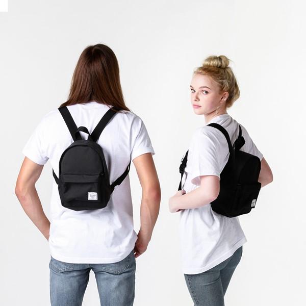 alternate image alternate view Herschel Supply Co. Classic Mini Backpack - BlackALT1BADULT