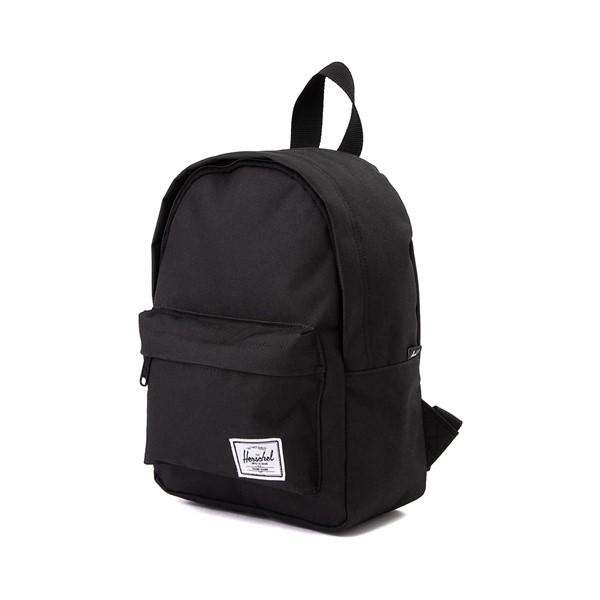 alternate image alternate view Herschel Supply Co. Classic Mini Backpack - BlackALT4