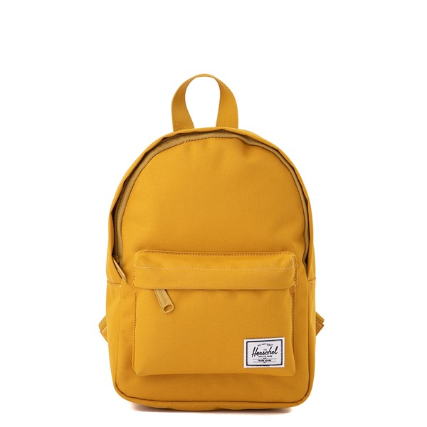 Main view of Herschel Supply Co. Classic Mini Backpack - Arrowwood Yellow