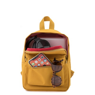 Alternate view of Herschel Supply Co. Classic Mini Backpack - Arrowwood Yellow