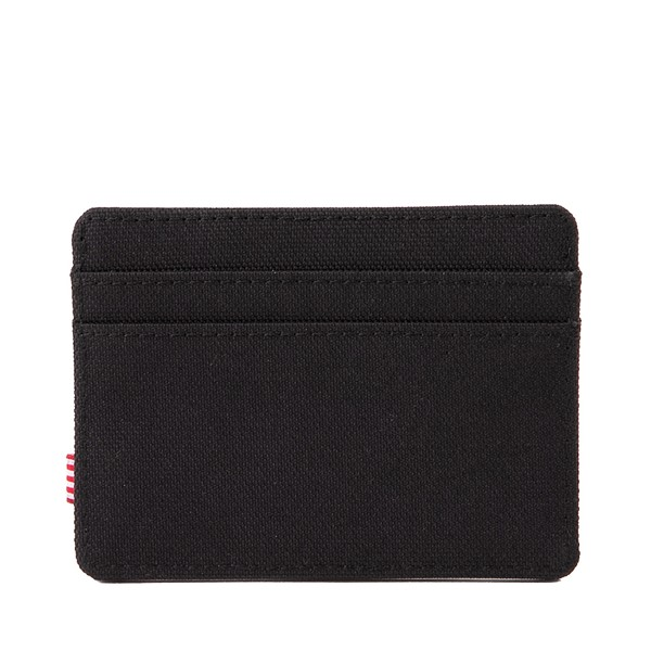 alternate image alternate view Herschel Supply Co. Charlie Wallet - BlackALT1