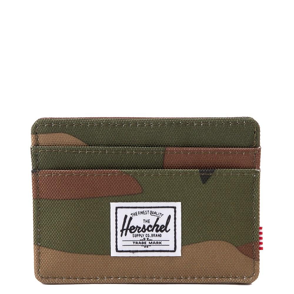 Herschel Supply Co. Charlie Wallet - Woodland Camo