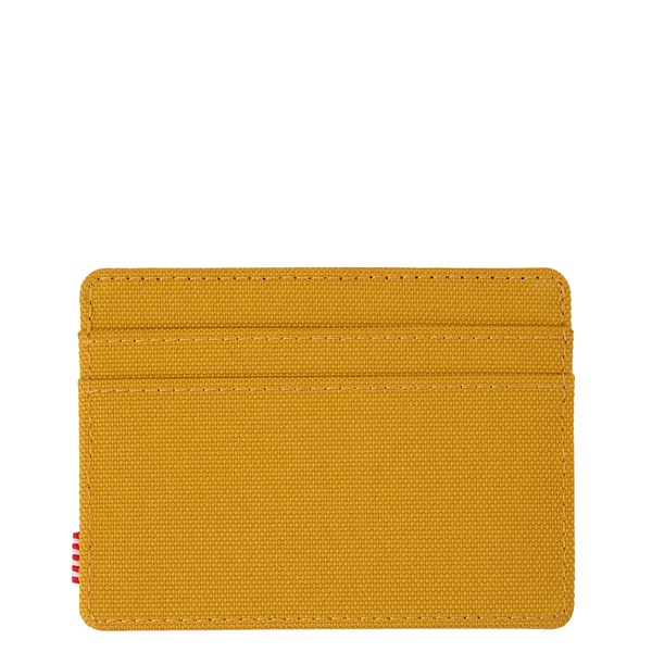 alternate image alternate view Herschel Supply Co. Charlie Wallet - Arrowwood YellowALT1