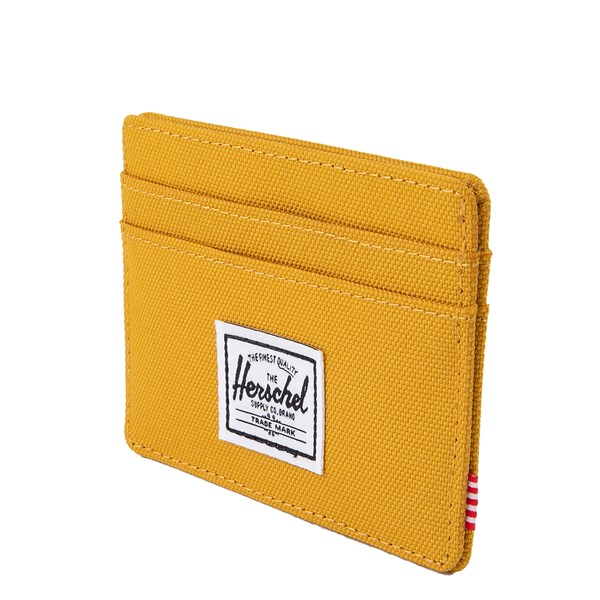 alternate image alternate view Herschel Supply Co. Charlie Wallet - Arrowwood YellowALT2