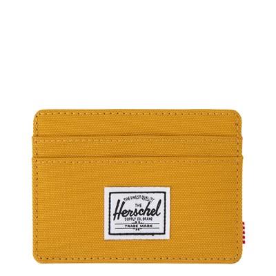 Main view of Herschel Supply Co. Charlie Wallet - Arrowwood Yellow