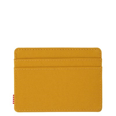 Alternate view of Herschel Supply Co. Charlie Wallet - Arrowwood Yellow