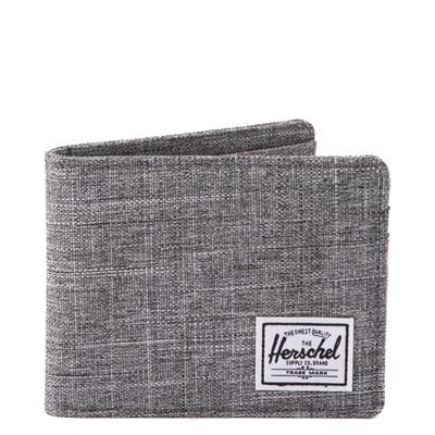 Main view of Herschel Supply Co. Roy Wallet - Grey