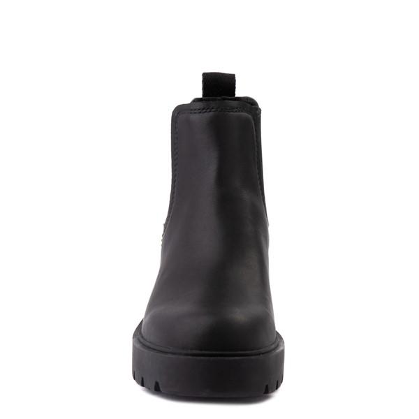 alternate image alternate view Womens UGG® Markstrum Chelsea Boot - BlackALT4