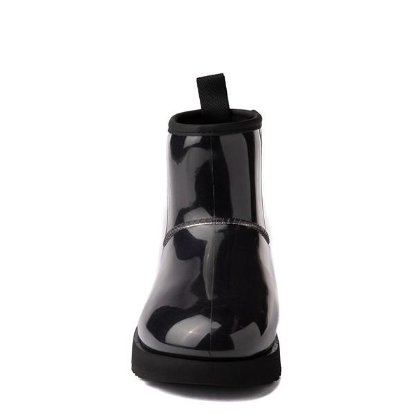alternate image alternate view Womens UGG® Classic Clear Mini II Boot - BlackALT4