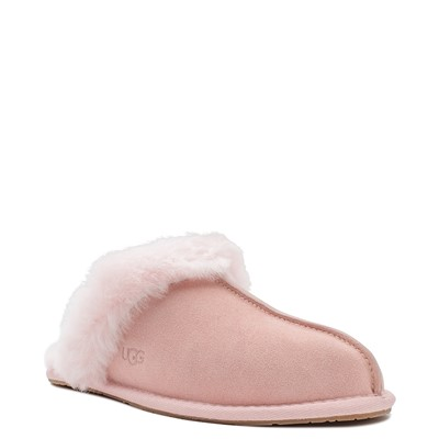 Alternate view of Womens UGG® Scuffette II Slipper - Pink Cloud