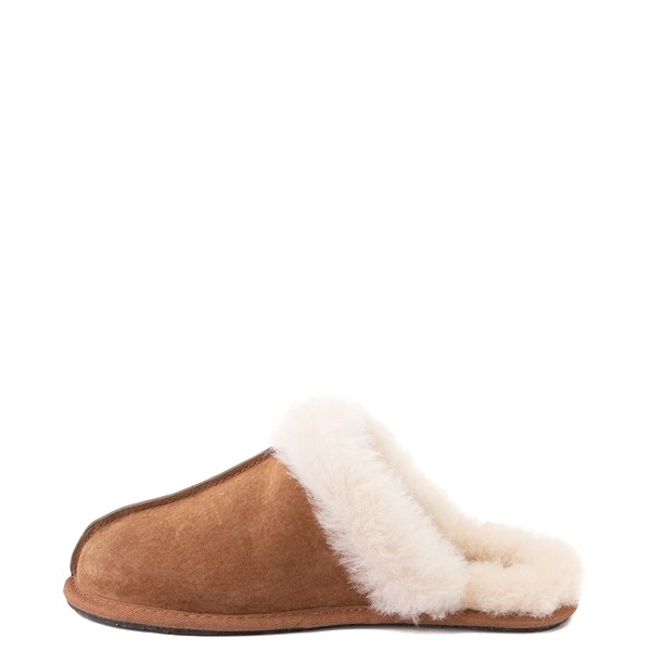 alternate image alternate view Womens UGG® Scuffette II Slipper - ChestnutALT1