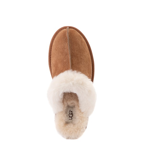 alternate image alternate view Womens UGG® Scuffette II Slipper - ChestnutALT2