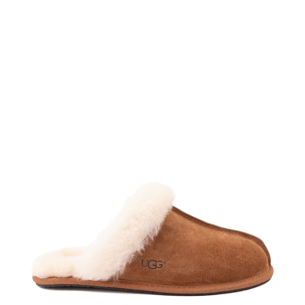Womens UGG® Scuffette II Slipper - Chestnut