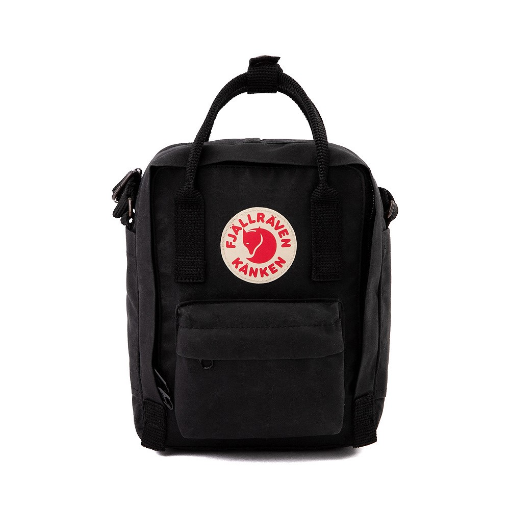 Fjallraven Kanken Sling Pack - Black