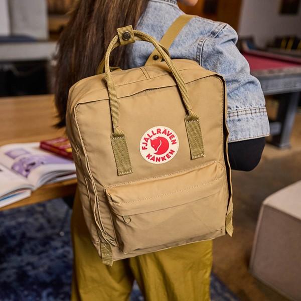 alternate view Fjallraven Kanken Backpack - ClayALT1BADULT