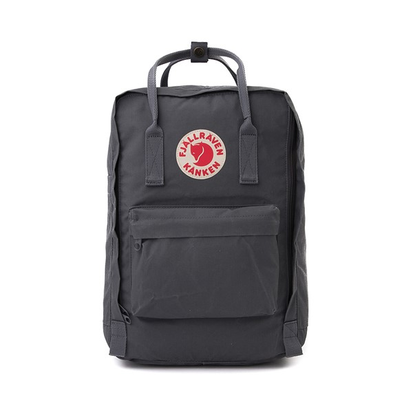 "Fjallraven Kanken 15"" Laptop Backpack - Duper Grey"