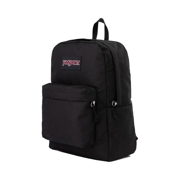 alternate image alternate view JanSport Superbreak Plus Backpack - BlackALT4