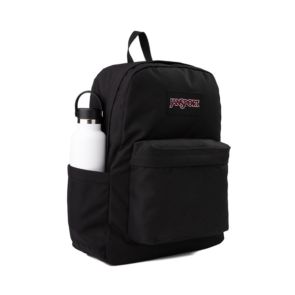 alternate image alternate view JanSport Superbreak Plus Backpack - BlackALT4B