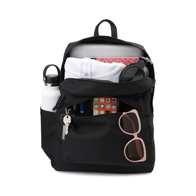 Alternate view of JanSport Superbreak Plus Backpack - Black