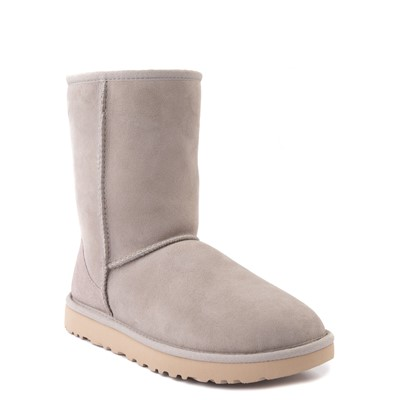 Alternate view of Womens UGG® Classic Short II Boot - Goat