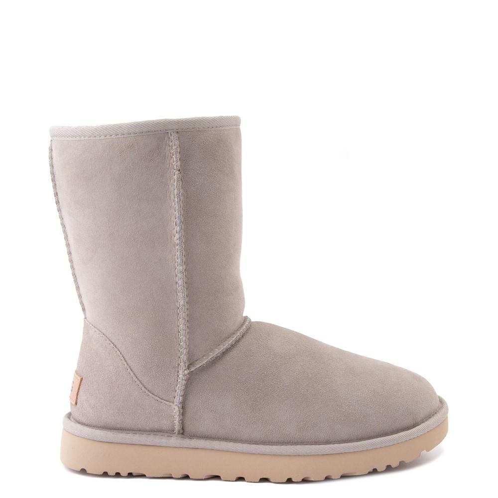 Womens UGG® Classic Short II Boot - Goat
