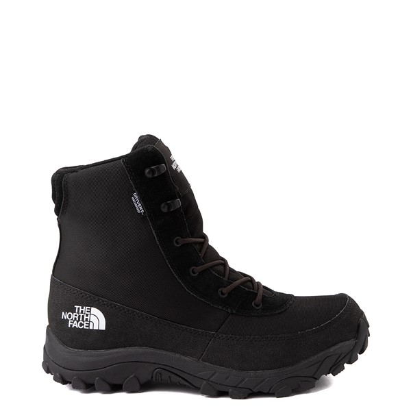 Mens The North Face Chilkat Nylon II Boot - Black / Zinc Grey