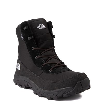 Alternate view of Mens The North Face Chilkat Nylon II Boot - Black / Zinc Grey