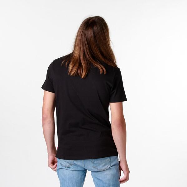 alternate image alternate view Mens Levi's Logo Tee - BlackALT1
