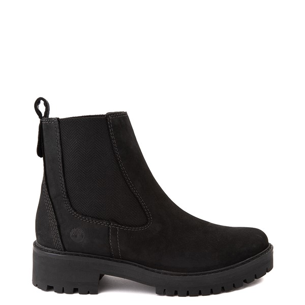 Main view of Womens Timberland Courmayeur Valley Chelsea Boot - Black