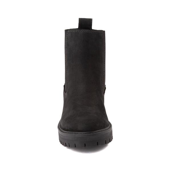 alternate image alternate view Womens Timberland Courmayeur Valley Chelsea Boot - BlackALT4
