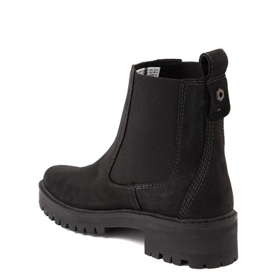 Alternate view of Womens Timberland Courmayeur Valley Chelsea Boot - Black