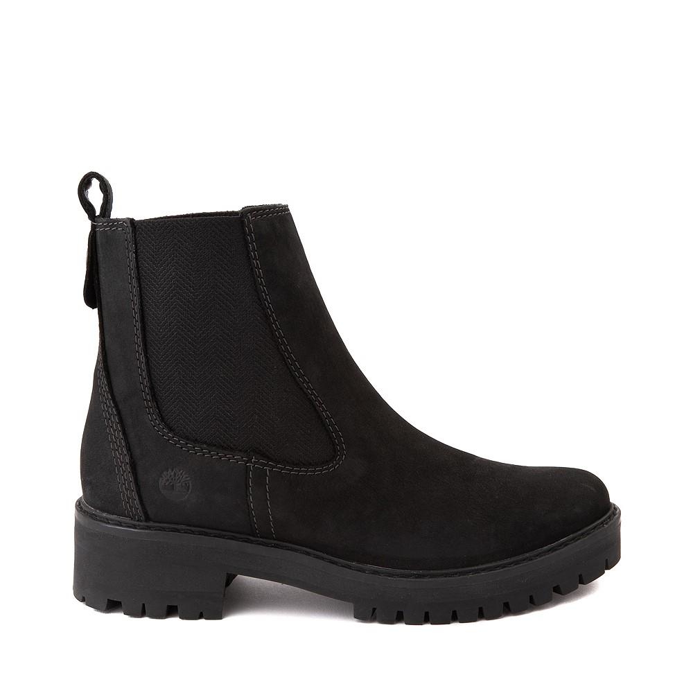 Womens Timberland Courmayeur Valley Chelsea Boot - Black