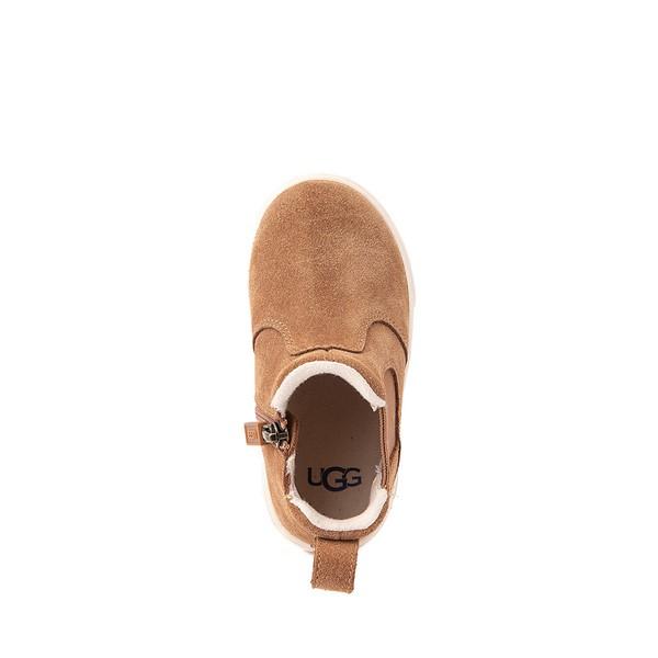 alternate image alternate view UGG® Hamden II Chelsea Boot - Toddler / Little Kid - ChestnutALT2