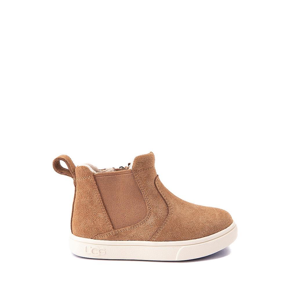 UGG® Hamden II Chelsea Boot - Toddler / Little Kid - Chestnut