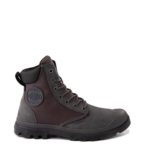 Main view of Palladium Pampa Sport Cuff Boot - Forged Iron