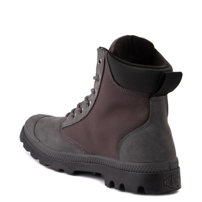 Alternate view of Palladium Pampa Sport Cuff Boot - Forged Iron