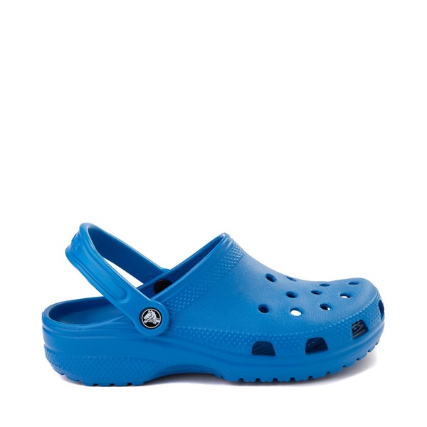 Main view of Crocs Classic Clog - Bright Cobalt