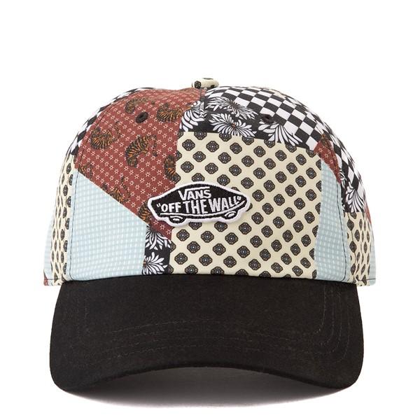 Main view of Vans Tiger Patchwork Hat - Multicolor