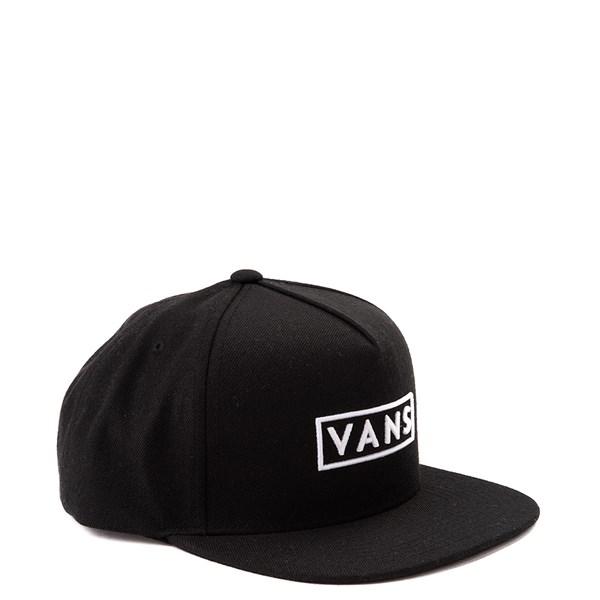 alternate image alternate view Vans Easy Box Snapback Hat - BlackALT2