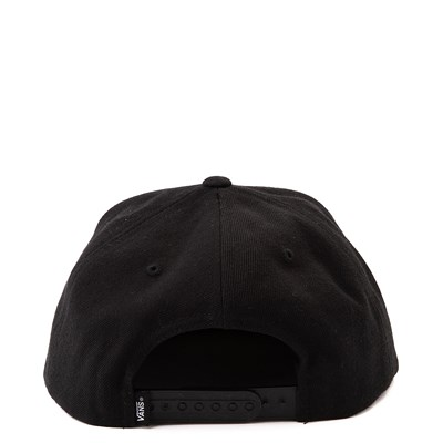 Alternate view of Vans Easy Box Snapback Hat - Black
