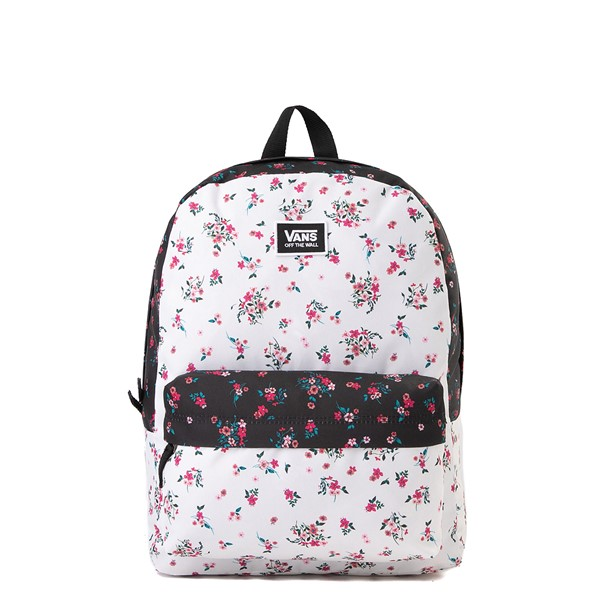 Main view of Vans Realm Backpack - Beauty Floral
