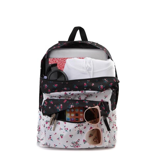 alternate image alternate view Vans Realm Backpack - Beauty FloralALT1