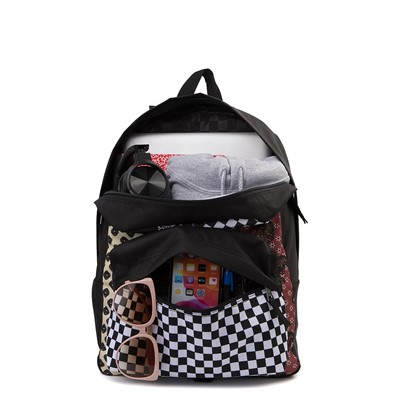 Alternate view of Vans Realm Backpack - Floral Patchwork