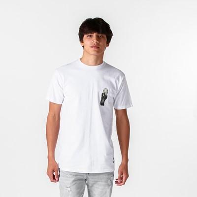 Alternate view of Mens Vans x MoMA Edvard Munch Tee - White