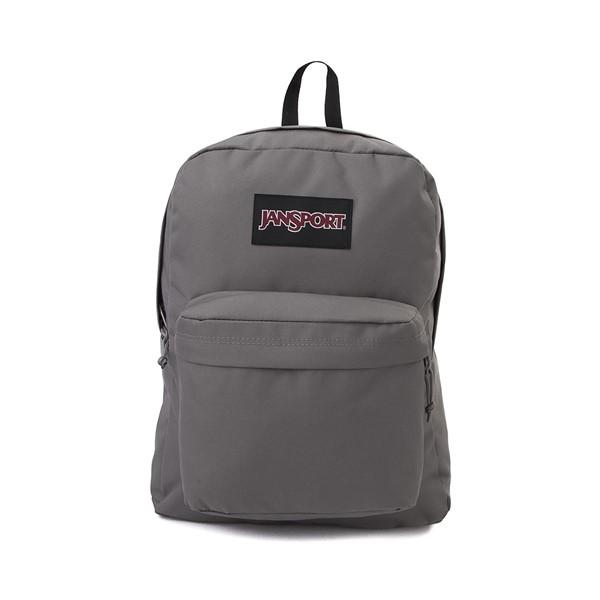 Main view of JanSport Superbreak Plus Backpack - Graphite