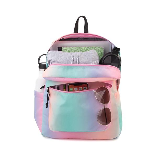 alternate image alternate view JanSport Superbreak Plus Backpack - Pastel OmbreALT1
