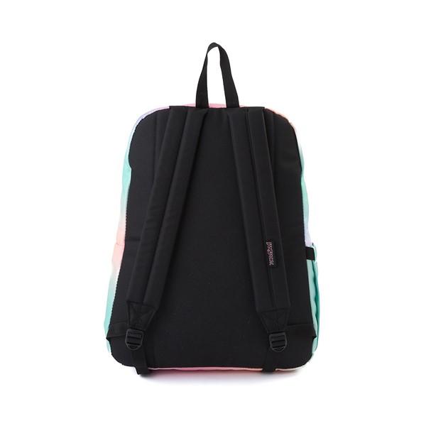 alternate image alternate view JanSport Superbreak Plus Backpack - Pastel OmbreALT2
