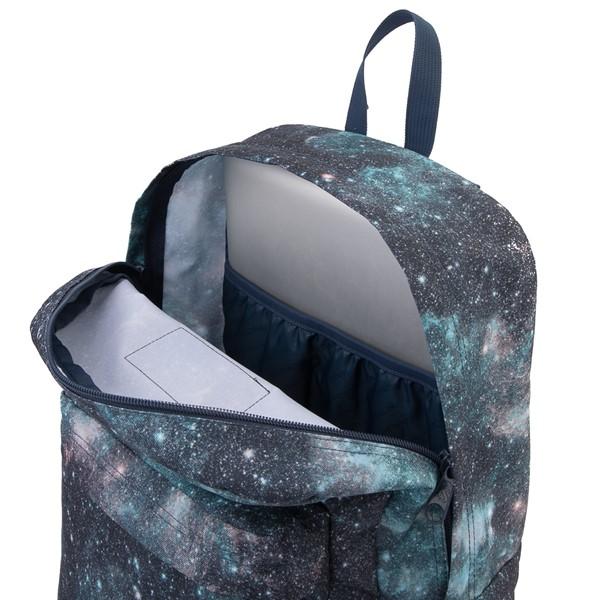alternate image alternate view JanSport Superbreak Plus Backpack - Galactic OdysseyALT3