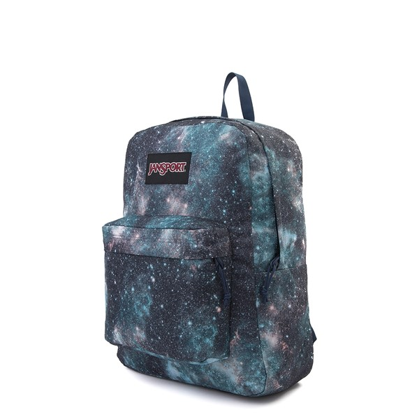 alternate image alternate view JanSport Superbreak Plus Backpack - Galactic OdysseyALT4